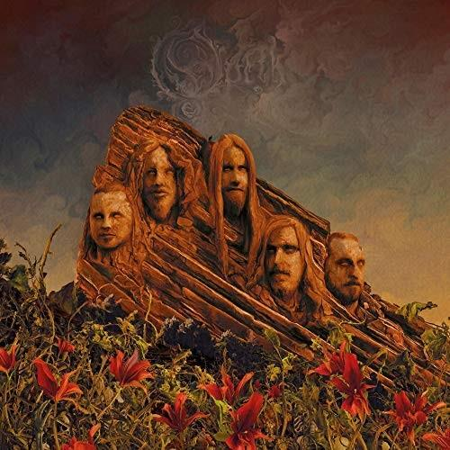Opeth - Garden Of The Titans - Live At Red Rocks (2 CDs + Blu-ray + DVD)