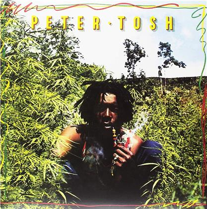 Peter Tosh - Legalize It (2018 Reissue, TRANSPARENT GREEN & SOLID YELLOW AND YELLOW & BLACK, 2 LPs)