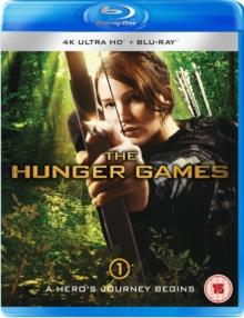 The Hunger Games (2012) (4K Ultra HD + Blu-ray)