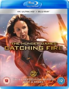 The Hunger Games 2 - Catching Fire (2013) (4K Ultra HD + Blu-ray)