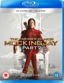 The Hunger Games 4 - Mockingjay Part 2 (2015) (4K Ultra HD + Blu-ray)