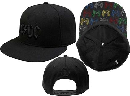 AC/DC Unisex Snapback Cap - Canon Pop-Art