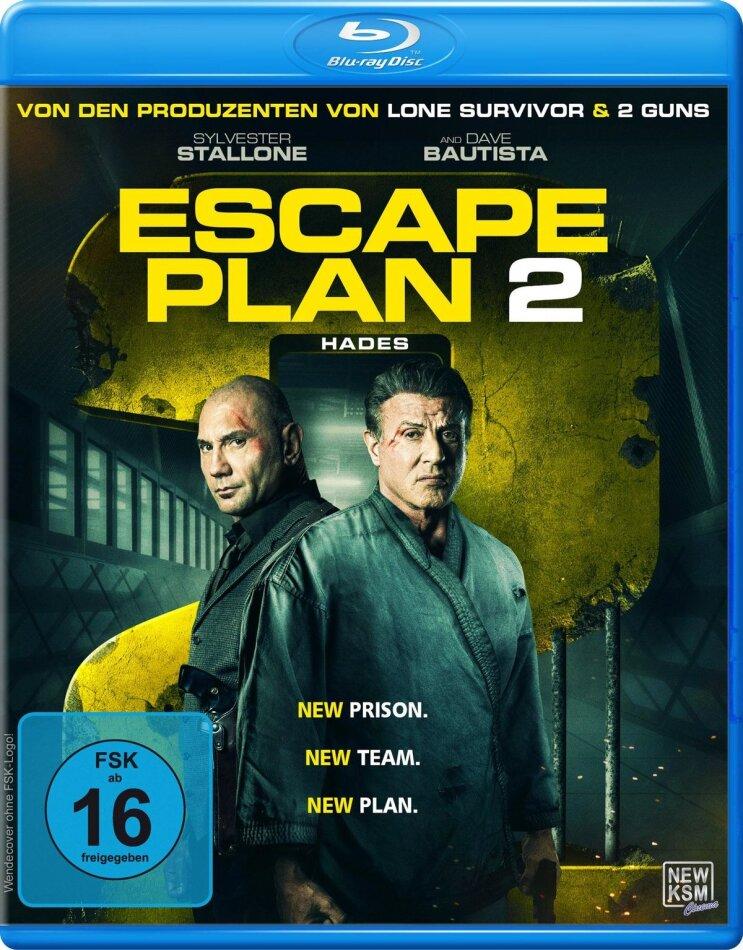 Escape Plan 2 - Hades (2018)