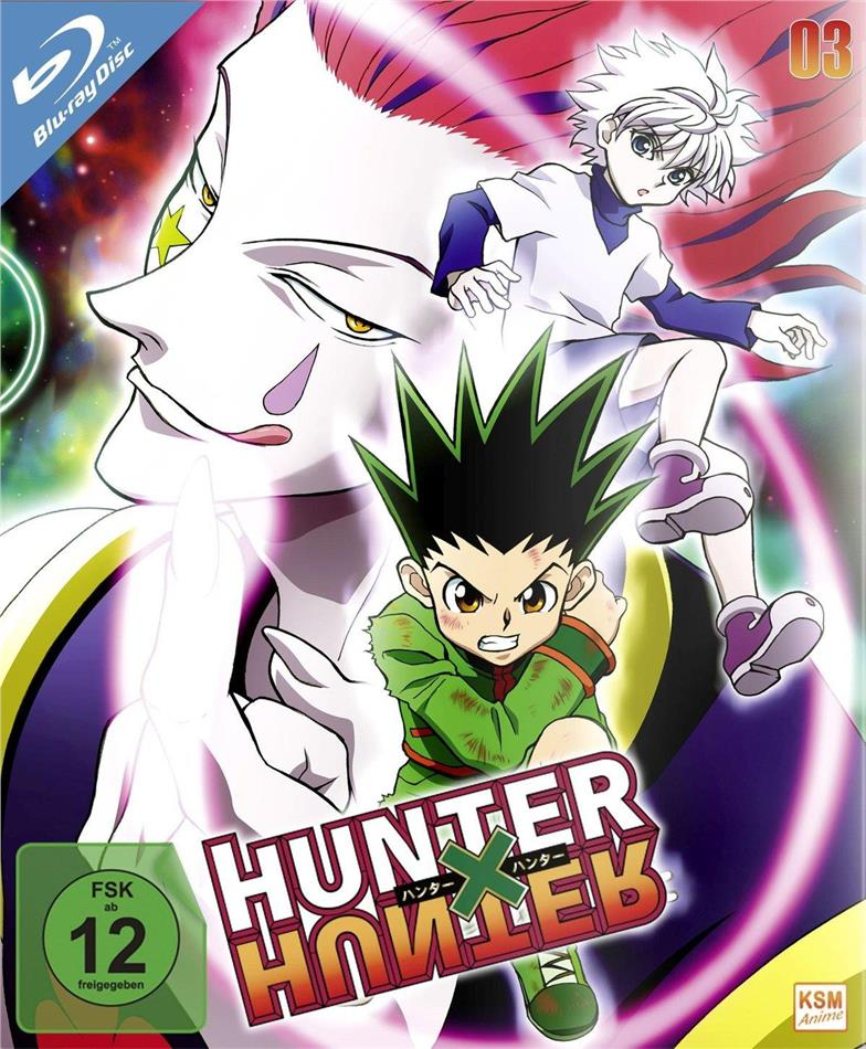Hunter X Hunter - Vol. 3 (2011) (2 Blu-rays)
