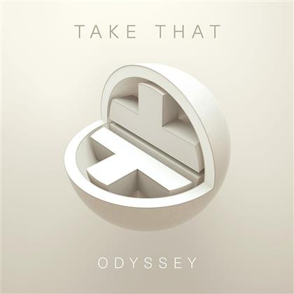 Take That - Odyssey (Deluxe Edition, 2 CDs)