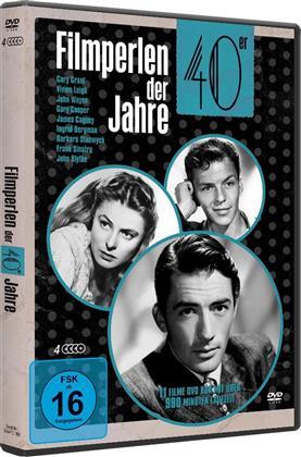 Filmperlen der 40er Jahre - 11 Filme (4 DVDs)