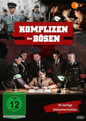 Komplizen des Bösen (2018) (3 DVDs)
