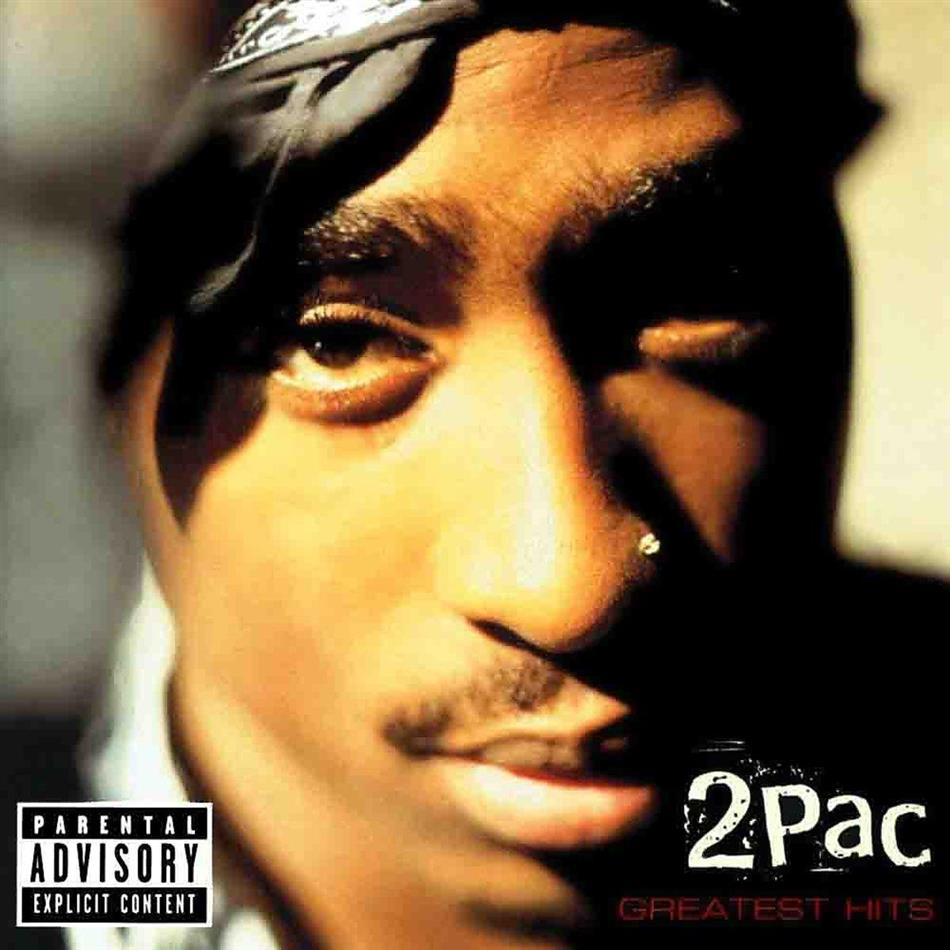 2pac - Greatest Hits (2018 Reissue, 4 LPs)