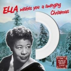 Ella Fitzgerald - Wishes You A Swinging Christmas (2018 Reissue, DOL 2018, Limited Edition, Colored, LP)