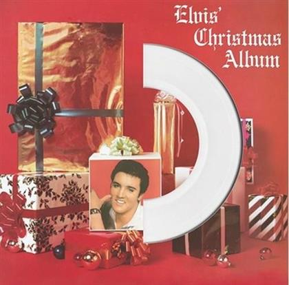 Elvis Presley - The Christmas Album (2018 Reissue, DOL 2018, Limited Edition, Colored, LP)