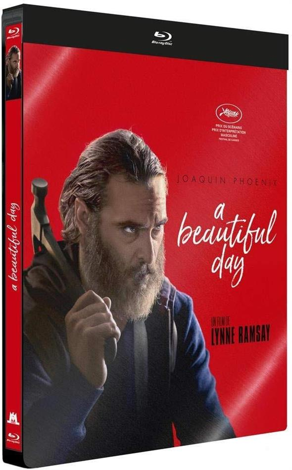 A Beautiful Day - You Were Never Really Here (2017) (Limited Edition, Steelbook)