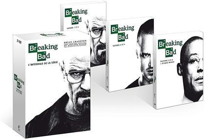Breaking Bad - Saisons 1-5.2 - Intégrale de la série (White Edition, 21 DVD)