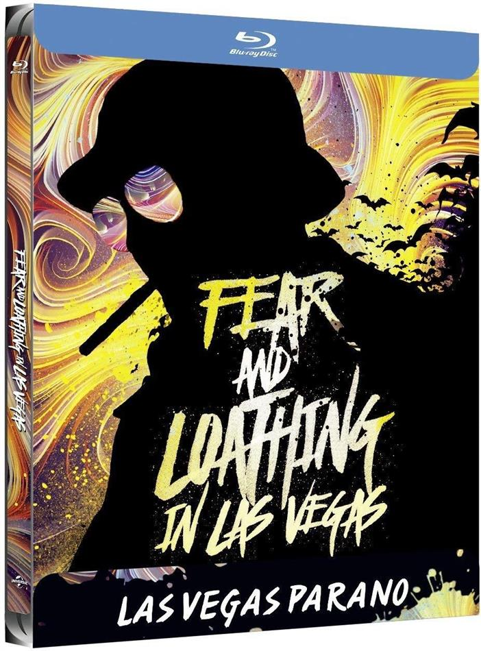 Fear and Loathing in Las Vegas - Las Vegas parano (1998) (Limited Edition, Steelbook)