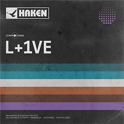 Haken - L+1Ve (@ProgPower USA) (LP + CD)