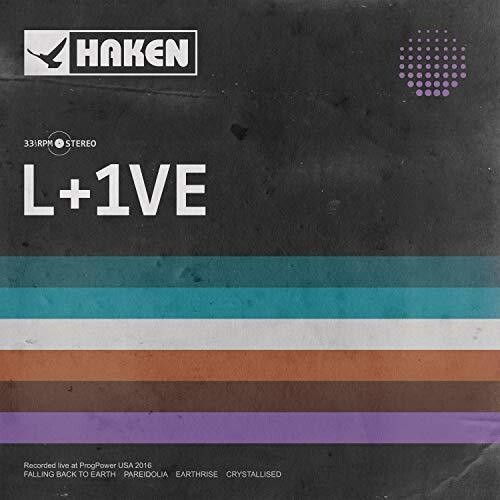 Haken - L+1Ve (@ProgPower USA) (LP + CD)