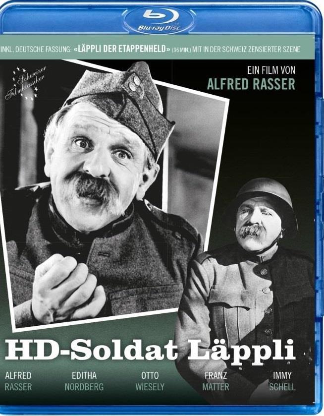 HD-Soldat Läppli (1959) (s/w, Restaurierte Fassung)