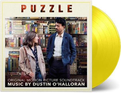 Dustin O'Halloran - Puzzle - OST (Music On Vinyl, Yellow Vinyl, LP)