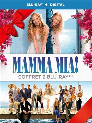 Mamma Mia! - Le film / Mamma Mia! 2 - Here We Go Again (2 Blu-rays)