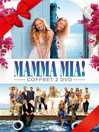 Mamma Mia! - Le film / Mamma Mia! 2 - Here We Go Again (Box, 2 DVDs)