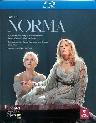 Metropolitan Opera Orchestra, Carlo Rizzi, … - Bellini - Norma (Erato)