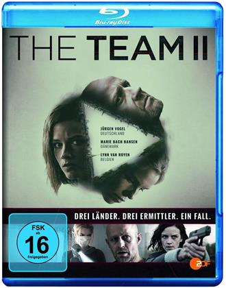 The Team 2 - Drei Länder. Drei Ermittler. Ein Fall. (2 Blu-rays)