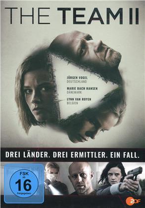 The Team 2 - Drei Länder. Drei Ermittler. Ein Fall. (3 DVDs)