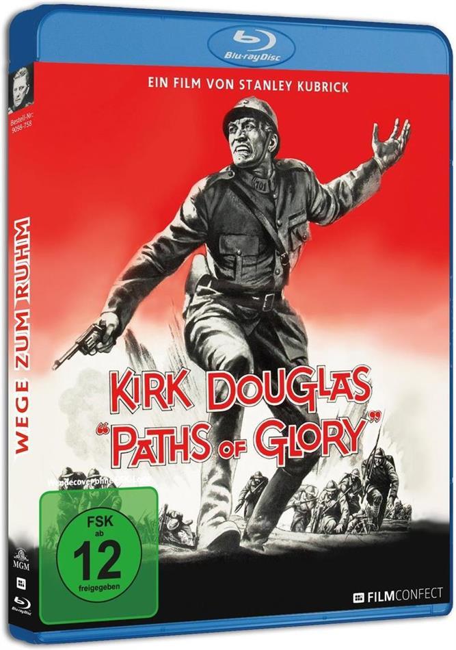 Paths of Glory - Wege zum Ruhm (1957) (Filmconfect, s/w)