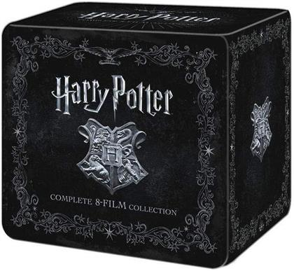 Harry Potter 1 - 7 - L'intégrale (Limited Edition, Steelbook, 16 Blu-rays)