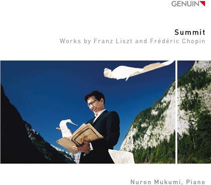 Nuron Mukumi, Franz Liszt (1811-1886) & Frédéric Chopin (1810-1849) - Summit (Digipack)
