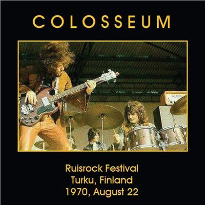 Colosseum - Ruisrock Festival August