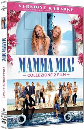 Mamma Mia! / Mamma Mia! 2 - Ci risiamo - Collezione 2 Film (2 DVDs)