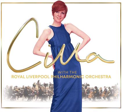 Cilla Black - With The Royal Liverpool Philharmonic Orchestra