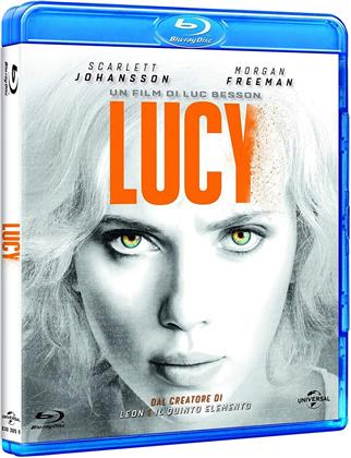 Lucy (2014) (Limited Edition)