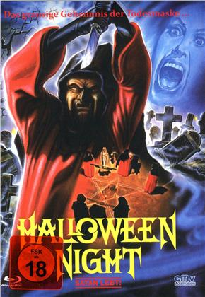 Halloween Night (1988) (Cover A, Limited Edition, Mediabook, Uncut, Blu-ray + DVD)