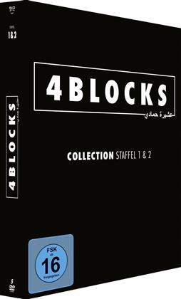 4 Blocks - Staffel 1 & 2 (5 DVDs)