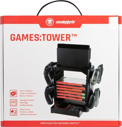 Switch Games:Tower