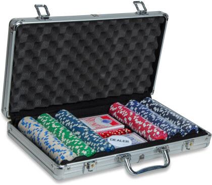 Poker-Set 300 im Alukoffer