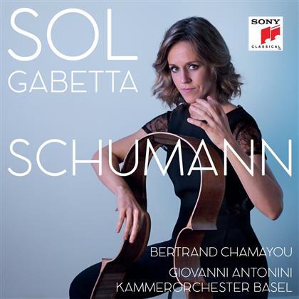 Robert Schumann (1810-1856), Giovanni Antonini, Sol Gabetta, Bertrand Chamayou & Kammerorchester Basel - Cellokonzert a-Moll op. 129