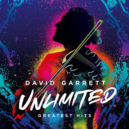 David Garrett - Unlimited - Greatest Hits (37 Songs, Deluxe Edition, 2 CDs)