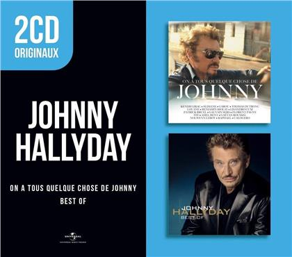 Johnny Hallyday - Tribute + Best Of (2 CDs)
