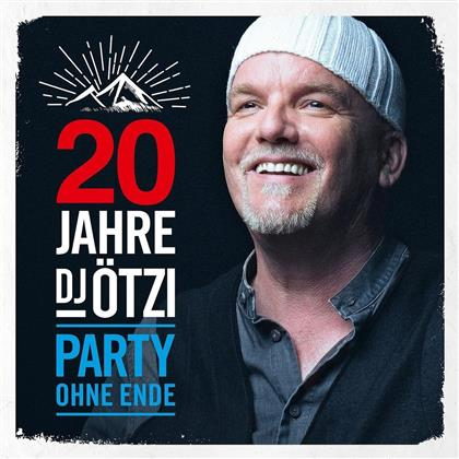 DJ Oetzi - 20 Jahre DJ Oetzi - Party Ohne Ende (2 CDs)