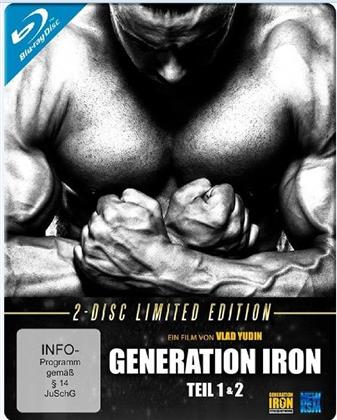 Generation Iron 1+2 (Limited Edition, 2 Blu-rays)