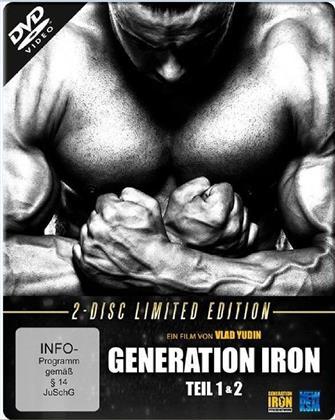 Generation Iron 1+2 (Edizione Limitata, 2 DVD)