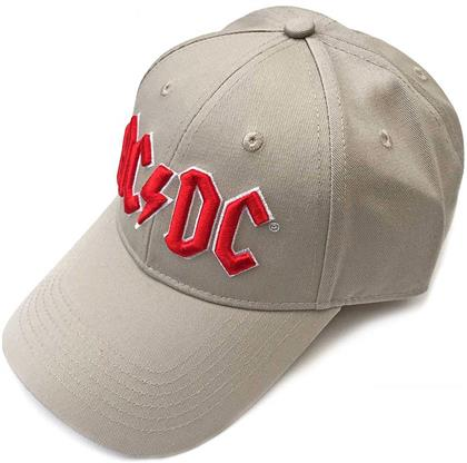 AC/DC - Red Logo Baseball Cap [onesize]