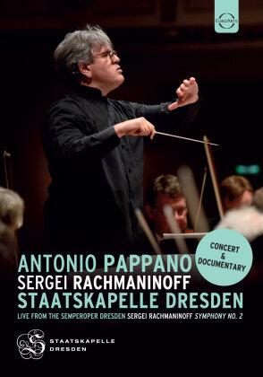 Sächsische Staatskapelle Dresden & Antonio Pappano - Rachmaninov - Symphony No. 2 (Euro Arts)