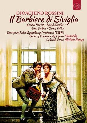 Radio-Sinfonieorchester Stuttgart, Gabriele Ferro, … - Rossini - Il Barbiere di Siviglia (Euro Arts)