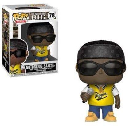 Notorious B.I.G.: Notorious B.I.G. (Jersey) POP! 78 - Vinyl Figur