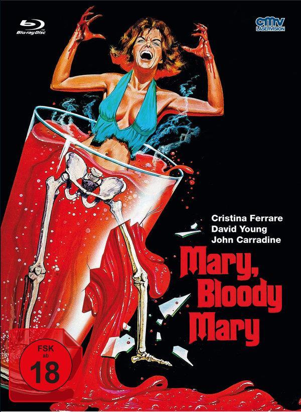 Mary, Bloody Mary (1975) (Mediabook, Blu-ray + DVD)