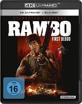Rambo - First Blood (4K Ultra HD + Blu-ray)