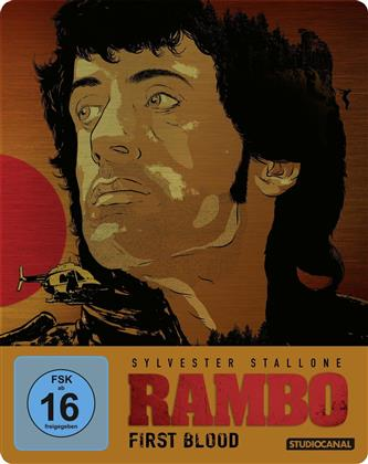Rambo 1 - First Blood (Limited Edition, Steelbook)